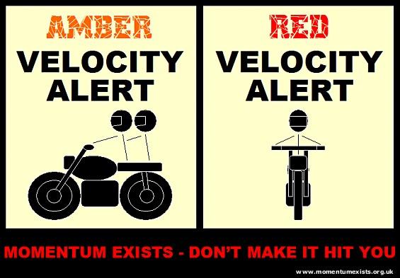 velocity alert (amber-red)