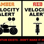 Posters Pending: Velocity Alert – Amber Red